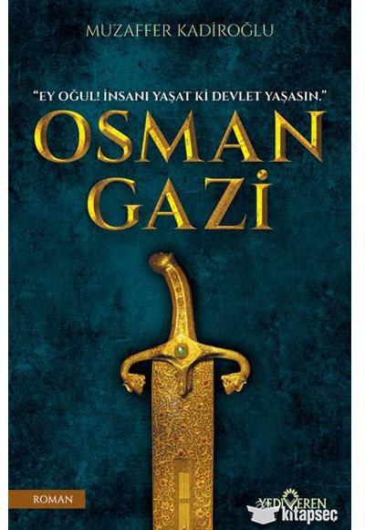 Osmangazi Kitap Kapağı