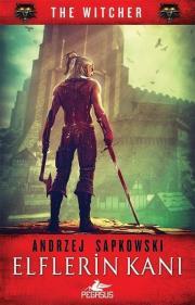 Elflerin Kanı Kitap Kapağı