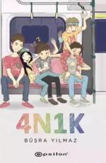 4N1K Kitap Kapağı
