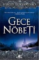 Gece Nöbeti Kitap Kapağı
