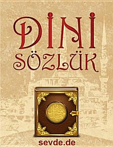İslami Dini Sözlük Kitap Kapağı