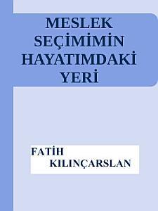 Meslek Seçme Rehberi Kitap Kapağı