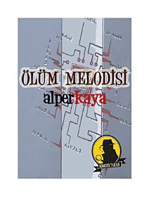 Ölüm Melodisi Komiser Tahsin Kitap Kapağı