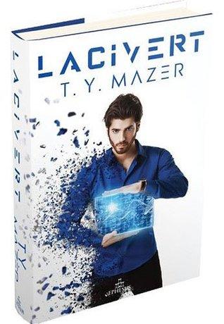 Lacivert Kitap Kapağı