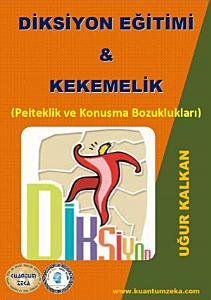 Diksiyon Eğitimi Kitap Kapağı