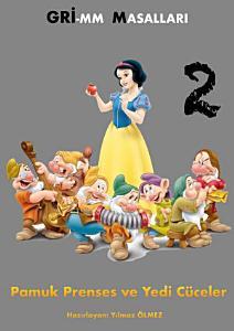Pamuk Prenses ve Yedi Cüceler Kitap Kapağı